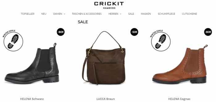 Crickit Sale Angebote