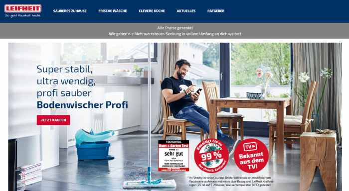 Leifheit Shop