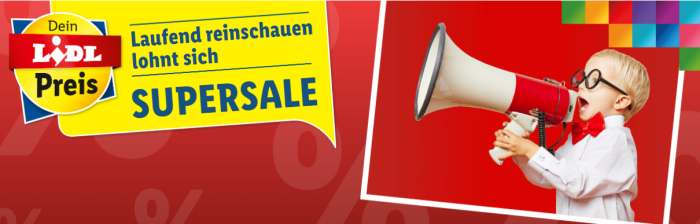 Supersale Angebote Lidl
