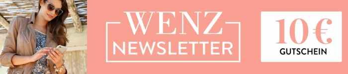 Wenz Newsletter Gutschein
