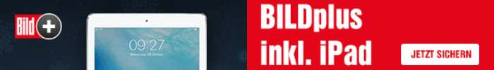 Angebot BILDplus inkl. iPad