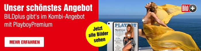 Angebot - Bildplus incl. Playboy Premium