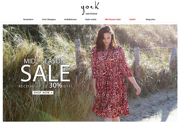 Yoekfashion™ Plus Size Online-Shop