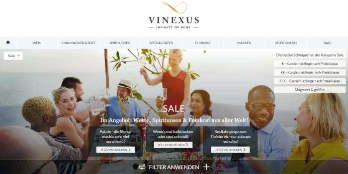 Vinexus Angebote
